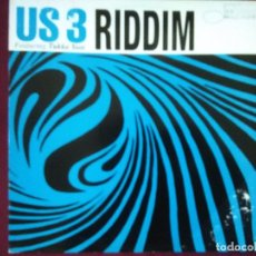 Disques de vinyle: US3 FEATURING TUKKA YOOT-RIDDIM (MAXI 12´´. BLUE NOTE. 1993) JAZZ-RAP. Lote 70527837