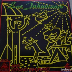 Discos de vinilo: LOS INHUMANOS. ANA / VERANO INHUMANO. EDICIONES MILAGROSAS EMM.010 1984 SPAIN. Lote 70530897
