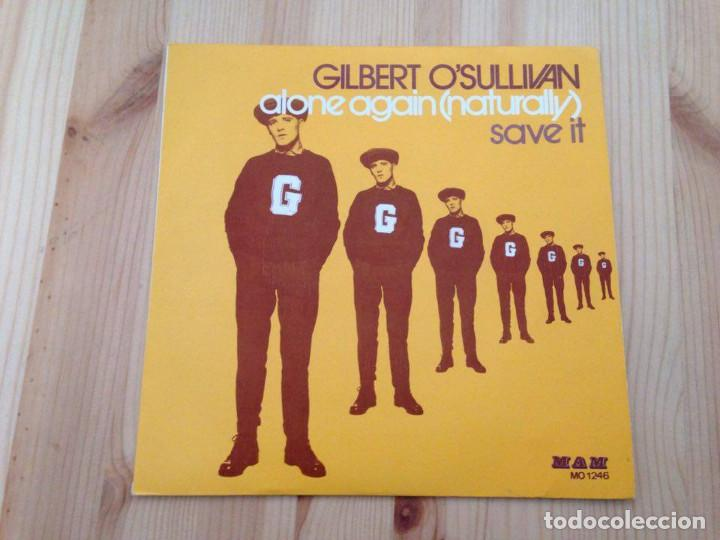 Gilbert O'Sullivan -Alone Again (Naturally) / Save It (7- Single)