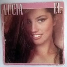 Discos de vinilo: LUCIA - EL -. Lote 70540597