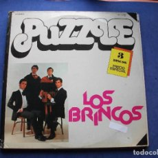 Discos de vinilo: LOS BRINCOS PUZZLE TRIPLE LP SPAIN 1974 PDELUXE. Lote 70567237