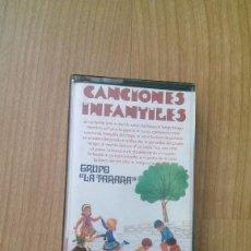 Discos de vinilo: CANCIONES INFANTILES. Lote 70575869