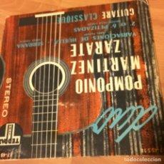 Discos de vinilo: EP DUO POMPONIO MARTINEZ ZARATE N 3. Lote 70583613