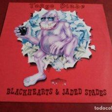 Discos de vinilo: TOKYO BLADE ?– BLACKHEARTS & JADED SPADES (VICTORIA). Lote 70597837
