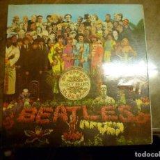 Discos de vinilo: BEATLES SGT. PEPEERS CLUB BAND. Lote 70659177