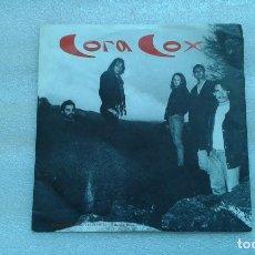 Discos de vinilo: CORA COX - DIARY OF HOPE SINGLE RARO EDICION ALEMANA INDIE ROCK. Lote 70755217