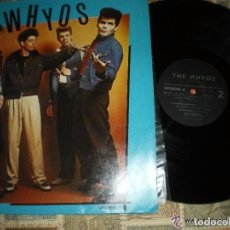 Discos de vinilo: THE WHYOS NEO ROCKABILLY (1985-ROCKHOUSE )OG POLONIA EXCELENTE CONDICION. Lote 70795481