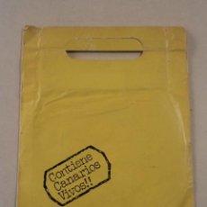 Discos de vinilo: SINGLE CANARIOS - REVIVAL / CHAOS. Lote 70905985