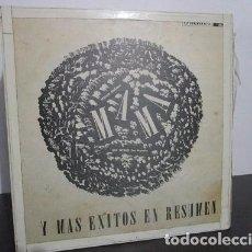 Discos de vinilo: MAMA JEAN JACQUES EXITOS EN RESUMEN PUERTO MONTT ONCE ROSAS Y+ LP T80 VG-. Lote 70915829