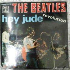 Discos de vinilo: THE BEATLES - HEY JUDE. Lote 71017289