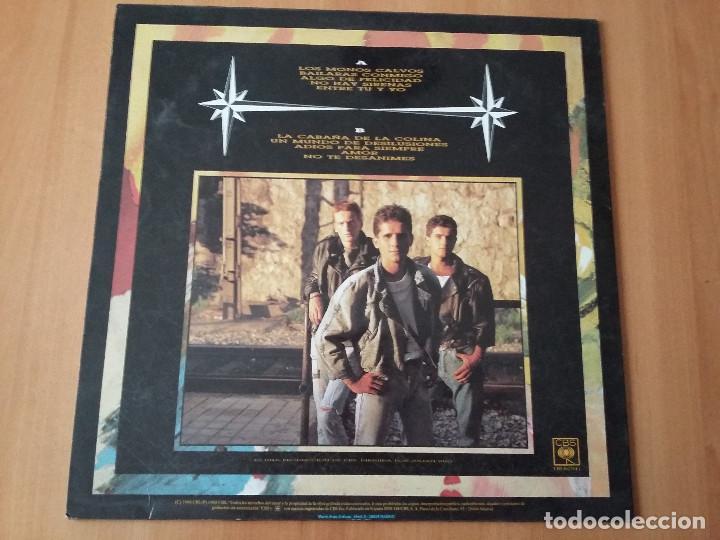 Discos de vinilo: LP - EL NORTE - LA CABAÑA DE LA COLINA - Foto 2 - 71018069