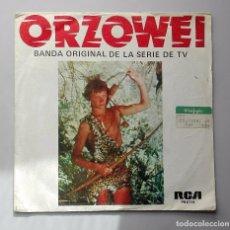 Discos de vinilo: ORZOWEI. Lote 71021925