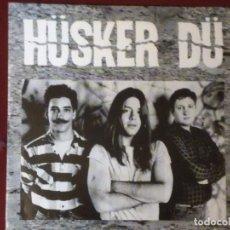 Discos de vinilo: HÜSKER DÜ-LIVE ON THE JOAN RIVERS 1987(7´´SINGLE. DYRR. 1993)RAREZA,DIFICIL DE ENCONTRAR.VINILO AZUL. Lote 71029869