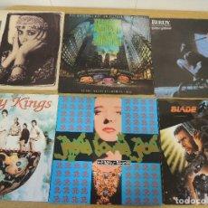 Discos de vinilo: LOTE 6 DISCOS LP. Lote 71036281