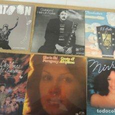 Discos de vinilo: LOTE 6 DISCOS LP. Lote 71036417