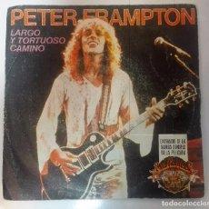 Discos de vinilo: PETER FRAMPTON - LARGO Y TORTUOSO CAMINO -. Lote 71038769