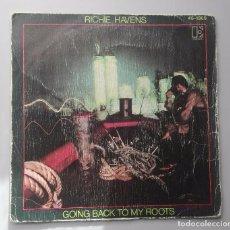 Discos de vinilo: RICHIE HAVENS -GOIN BACK TO MY ROOTS -. Lote 71039973