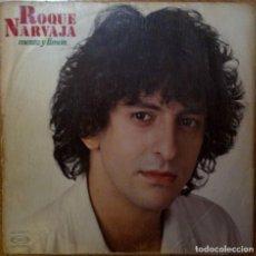 Discos de vinilo: ROQUE NARVAJA - MENTA Y LIMON -. Lote 71040341