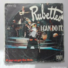Discos de vinilo: RUBETTES - I CAN DO IT -. Lote 71040761