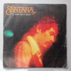 Discos de vinilo: SANTANA - TU SABES QUE TE QUIERO -. Lote 71040917