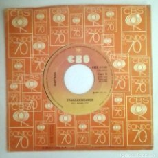 Discos de vinilo: SANTANA - TRANSCENDANCE - SIN FUNDA ORIGINAL. Lote 71040925