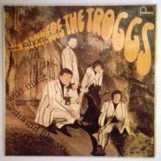 Discos de vinilo: THE TROGGS - WILD THING -. Lote 71041289