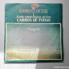 Discos de vinilo: VANGELIS - CARROS DE FUEGO. Lote 71041329
