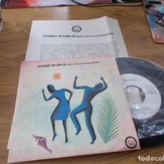 Discos de vinilo: THIRD WORLD. NOW THAT WE´VE FOUND LOVE.. Lote 71096637