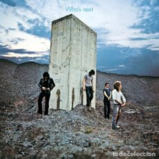 Discos de vinilo: LP THE WHO WHO´S NEXT VINYL 180 G + MP3 VINILO. Lote 128423667