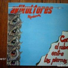 Discos de vinilo: AVIKULTORES MODERNOS - CON EL RABO ENTRE LAS PIERNAS . Lote 71157297