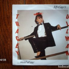 Discos de vinilo: TRACEY ULLMAN - MY GUY + THEY DON´T KNOW . Lote 71184097
