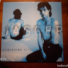 Discos de vinilo: MICK JAGGER - WANDERING SPIRIT (THE ROLLING STONES). Lote 71184385