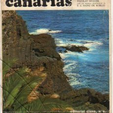 Discos de vinilo: GRUPO CANARIO HESPÉRIDES - ISLAS CANARIAS - EP EDITORIAL CLAVÉ 1968 (SERIE IMAGEN ESPAÑA). Lote 109328595
