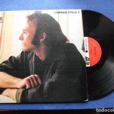 Discos de vinilo: STEPHEN STILLS 2, ATLANTIC, HATS 421-74 LP PEPETO. Lote 71215657
