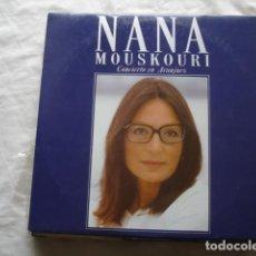Discos de vinilo: NANA MOUSKOURI CONCIERTO EN ARANJUEZ . Lote 71253283
