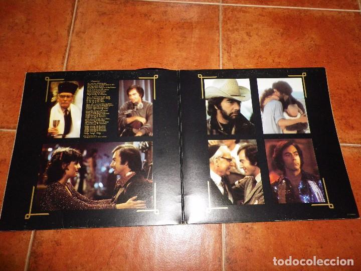 Discos de vinilo: NEIL DIAMOND The jazz singer BANDA SONORA LP VINILO 1980 ESPAÑA PORTADA DOBLE CON ENCARTE 14 TEMAS - Foto 2 - 71380791