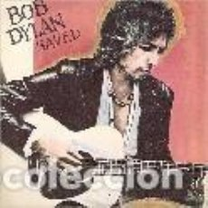 Discos de vinilo: BOB DYLAN SINGLE SELLO CBS AÑO 1980 EDITADO EN ESPAÑA. Lote 71419359