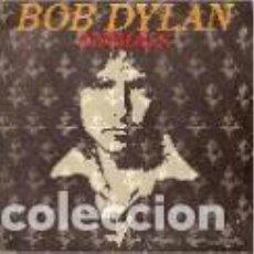 Discos de vinilo: BOB DYLAN SINGLE SELLO CBS AÑO 1979 EDITADO EN ESPAÑA. Lote 71419399