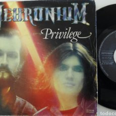 Discos de vinilo: NEURONIUM 1980 PRIVILEGE/ DIGITAL OVERTURE. Lote 71462195