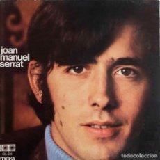 Discos de vinilo: JOAN MANUEL SERRAT. LP EDIGSA - OLIBA.. Lote 71468359