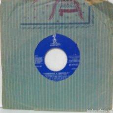 Discos de vinilo: LOS BRILLANTES - HOMENAJE A MACHALA - 1971 - SELLO AZUL -ECUADOR. Lote 71505707