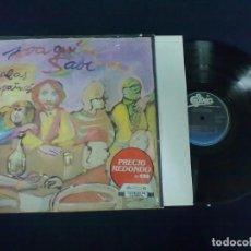Discos de vinilo: JOAQUIN SABINA MALAS COMPAÑIAS. Lote 71518155