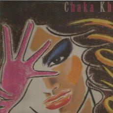 Discos de vinilo: CHAKA KHAN. Lote 71519503