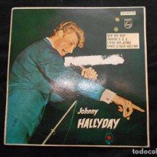 Discos de vinilo: JOHNNY HALLYDAY // WAP DO WAP + 3. Lote 71532035