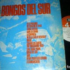 Discos de vinilo: BONGOS DEL SUR - EDMUNDO ROS Y SU ORQUESTA - 1974 - LP. Lote 71556763