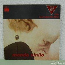 Discos de vinilo: LUIS EDUARDO AUTE. RITO. ARIOLA 1973. LP. Lote 71558035