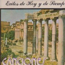 Discos de vinilo: CANCIONES DE ITALIA - ORQUESTA 101 STRINGS. Lote 71564147