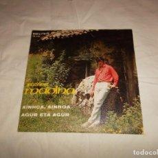 Discos de vinilo: XABIER MADINA, BELTER 1973. Lote 71570739