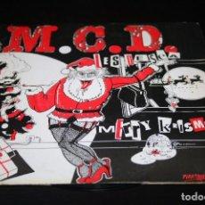 Discos de vinilo: SINGLE MCD FELIZ NAVIDAD 1989 BASATI DISKAK. Lote 71604071