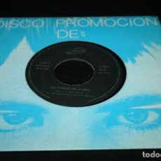 Discos de vinilo: SINGLE PROMOCIONAL ULTIMOS DE CUBA 1988 RARO. Lote 71604191